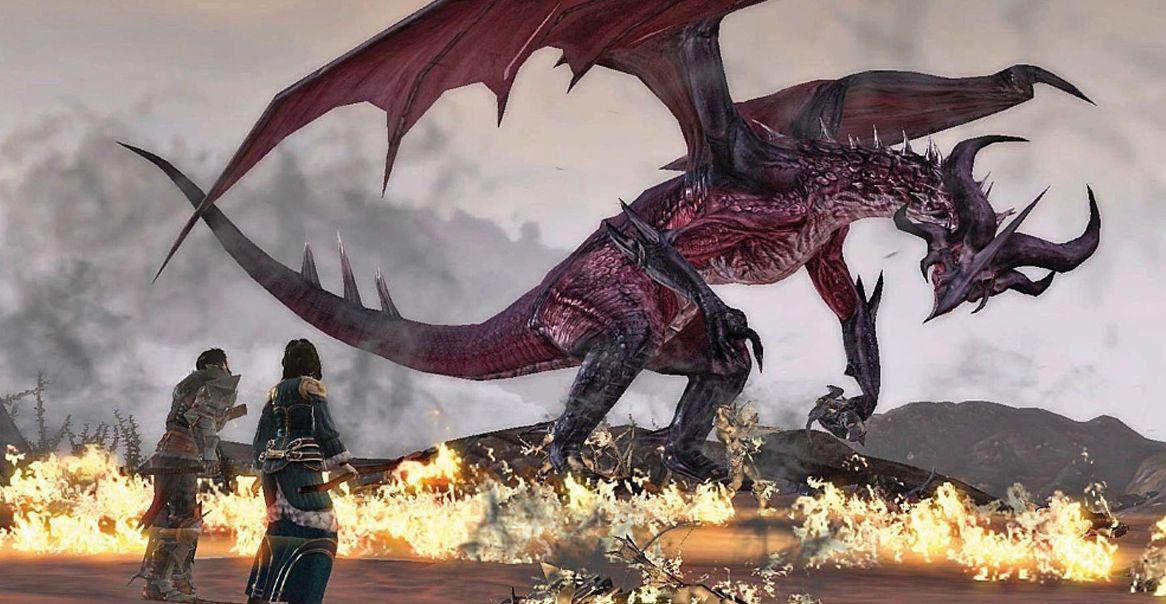 Dragon Age 2 bez taktického pohledu 9558