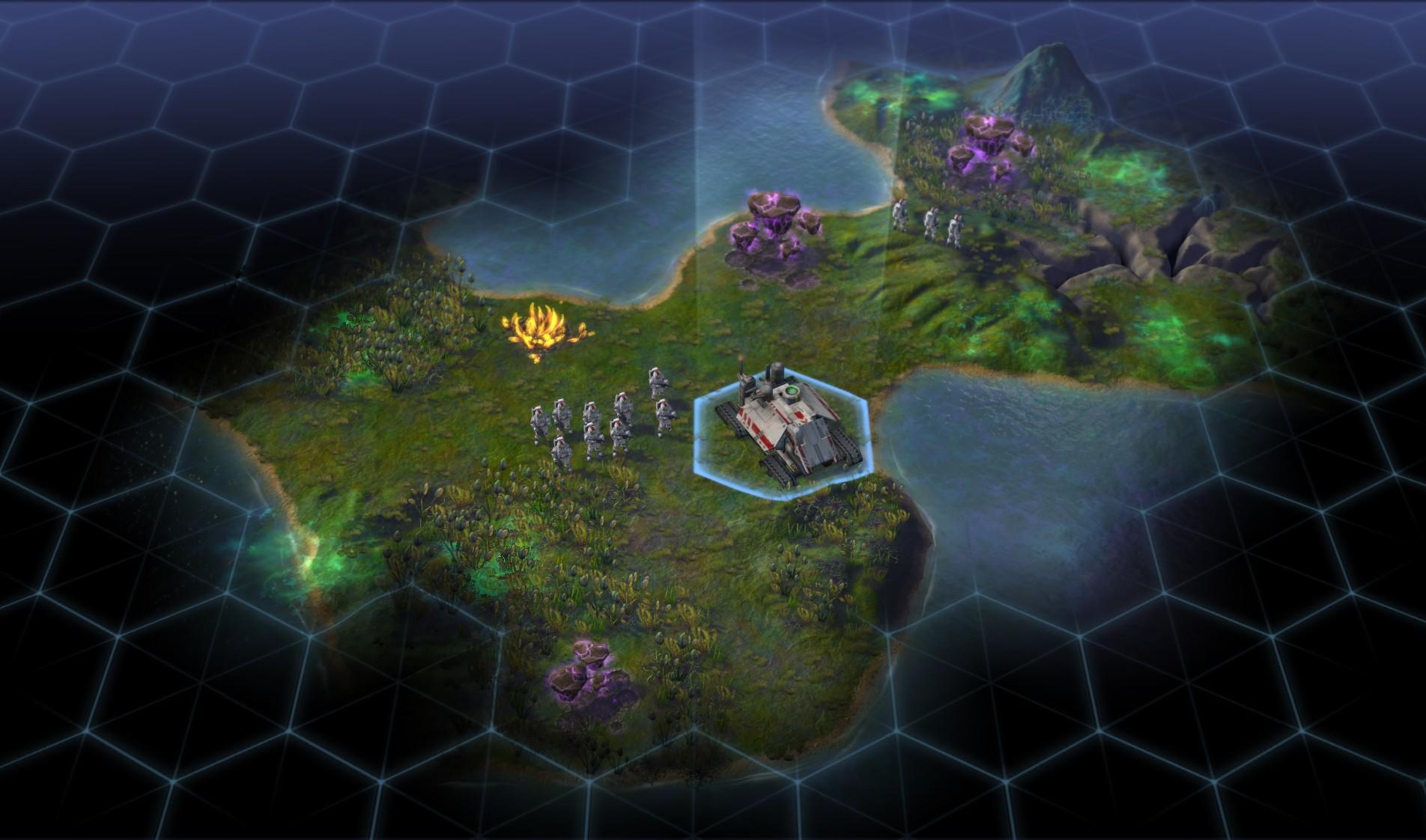 Oznámena nová Civilizace, duchovní nástupce Alpha Centauri 95599