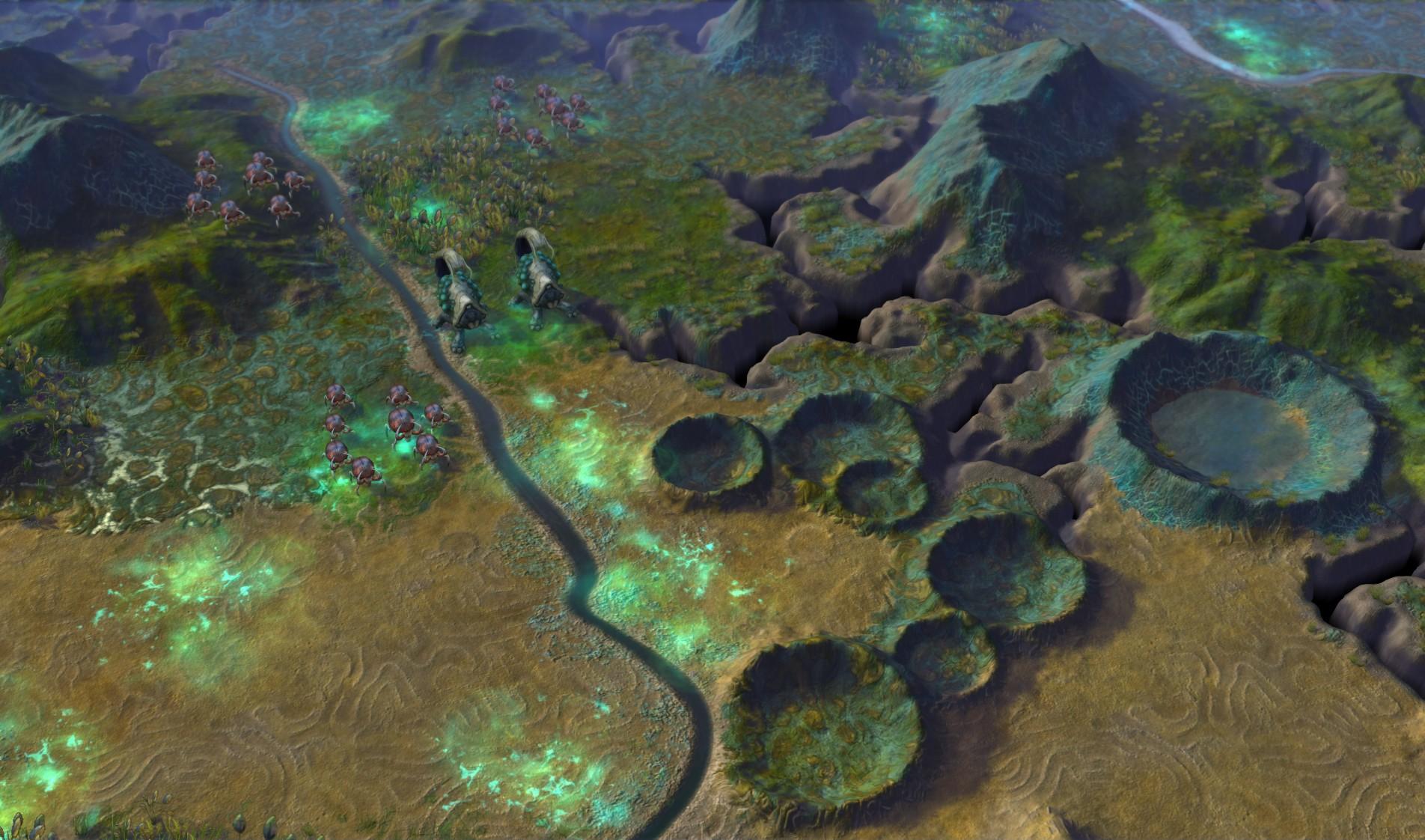 Civilization: Beyond Earth - vaše vlastní vesmírná odysea 95600