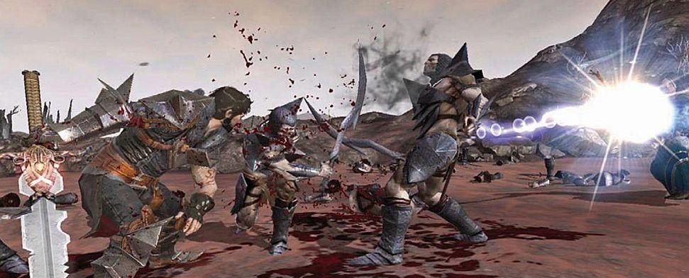 Dragon Age 2 bez taktického pohledu 9562