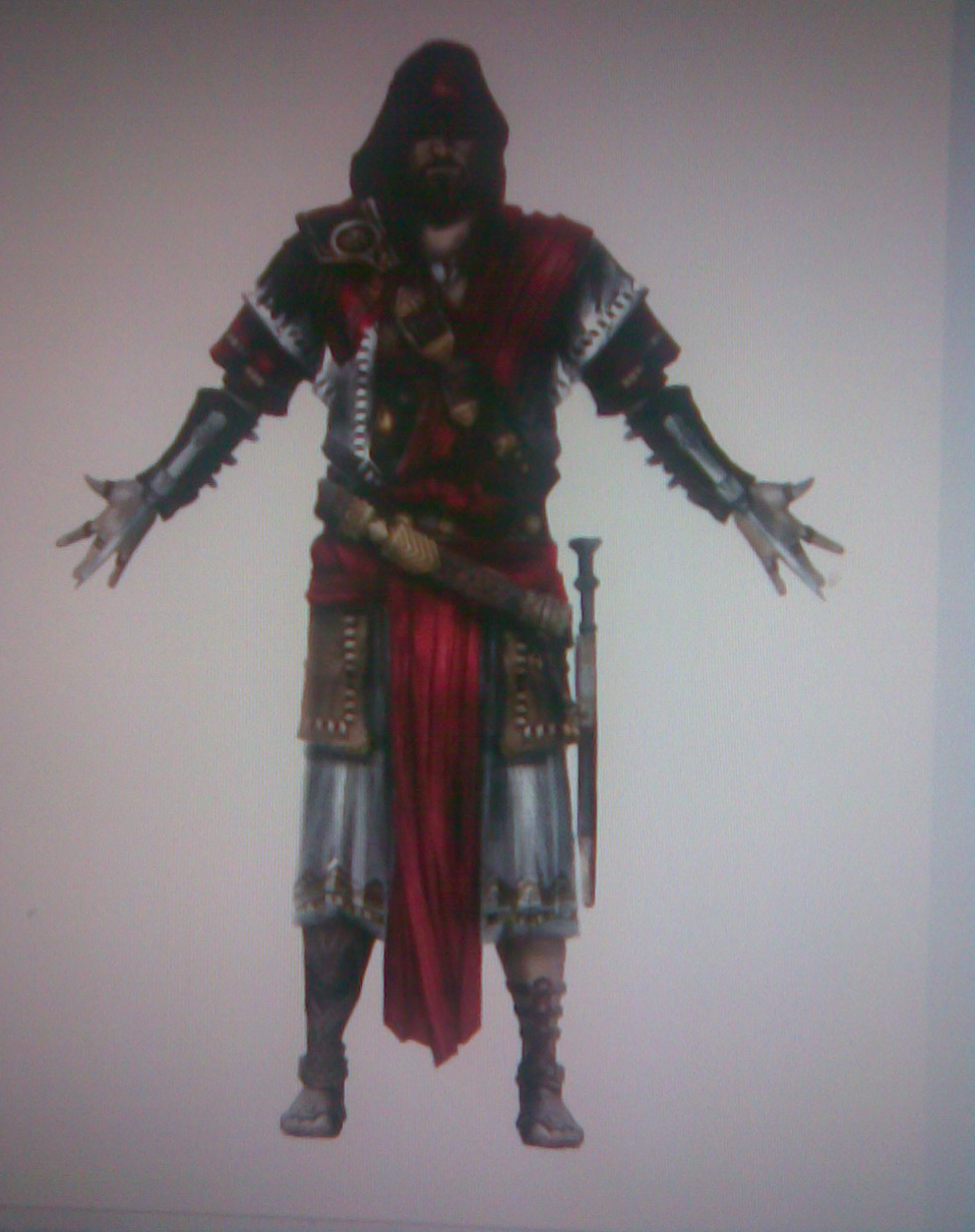 Vtipálek si vystřelil z fanoušků Assassin's Creed 95626