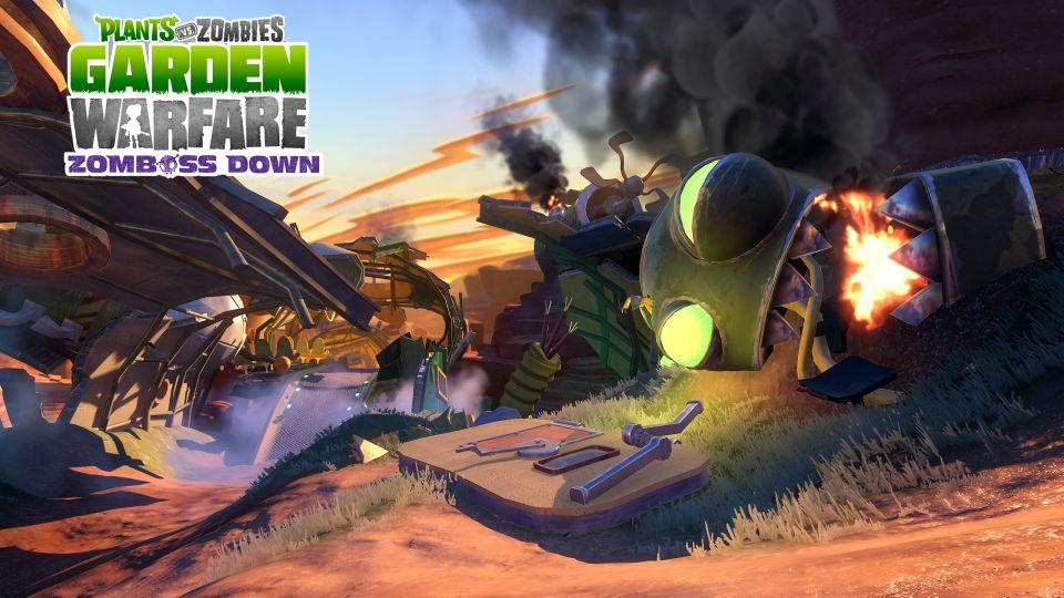 DLC pro PvZ: Garden Warfare ve stylu divokého západu 95665