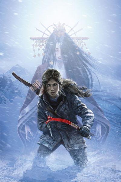 Crystal Dynamics začali pracovat na pokračování Tomb Raider 95668