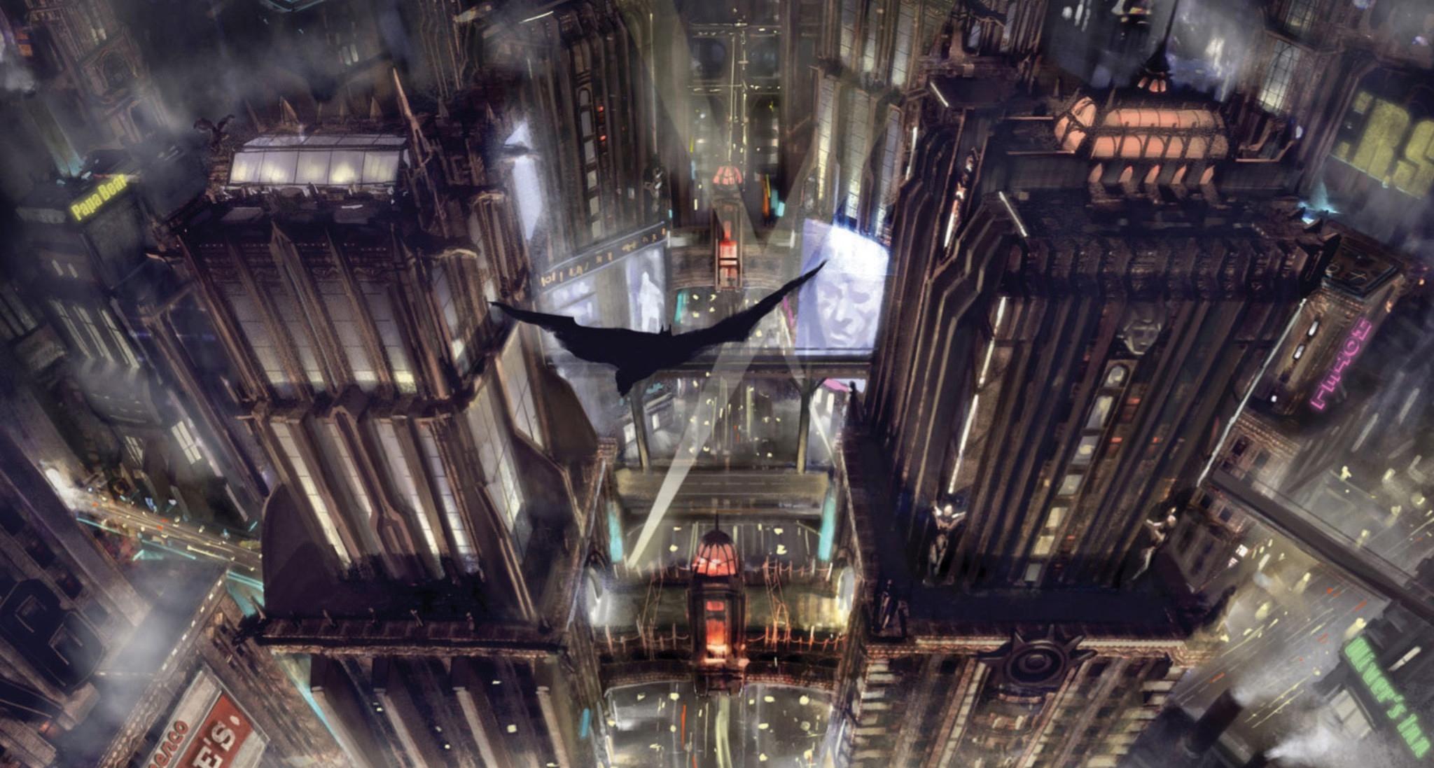 Staronové obrázky z Batman: Arkham Knight 95693