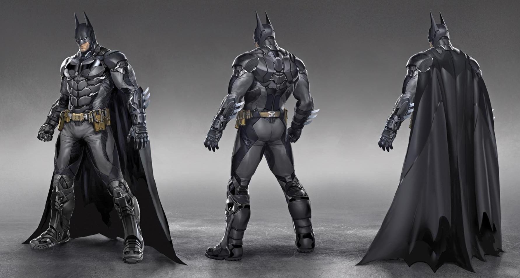 Staronové obrázky z Batman: Arkham Knight 95694