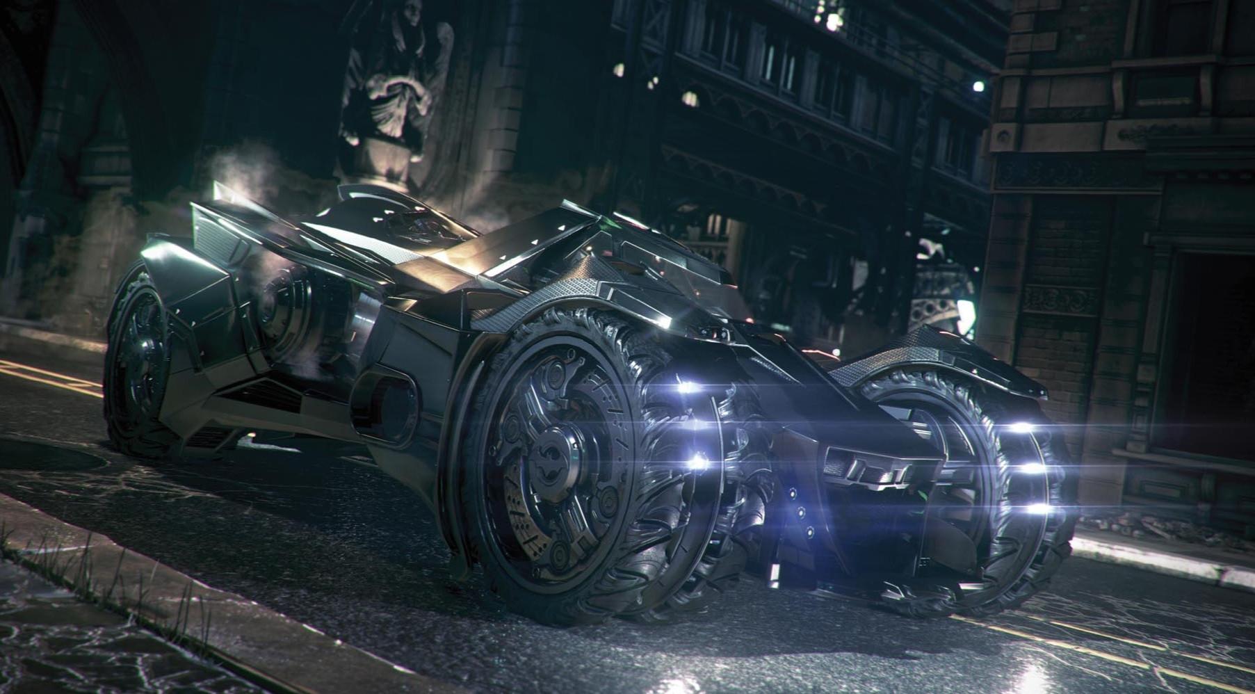 Staronové obrázky z Batman: Arkham Knight 95696