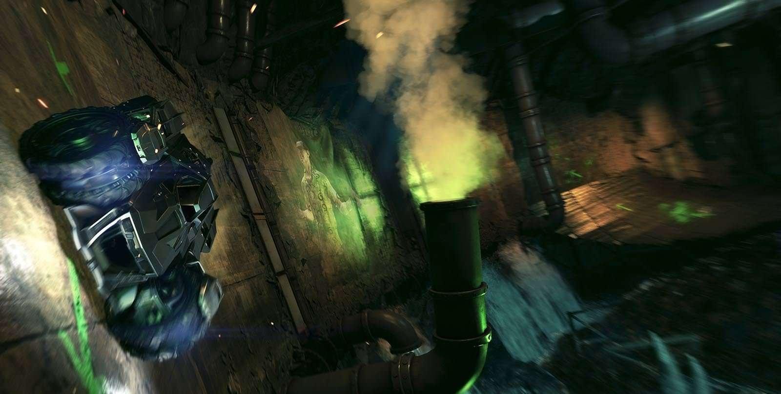 Staronové obrázky z Batman: Arkham Knight 95702