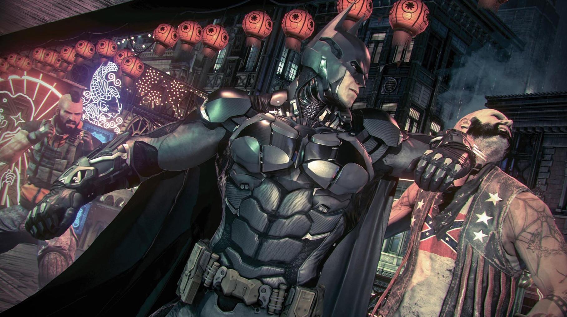 Staronové obrázky z Batman: Arkham Knight 95703