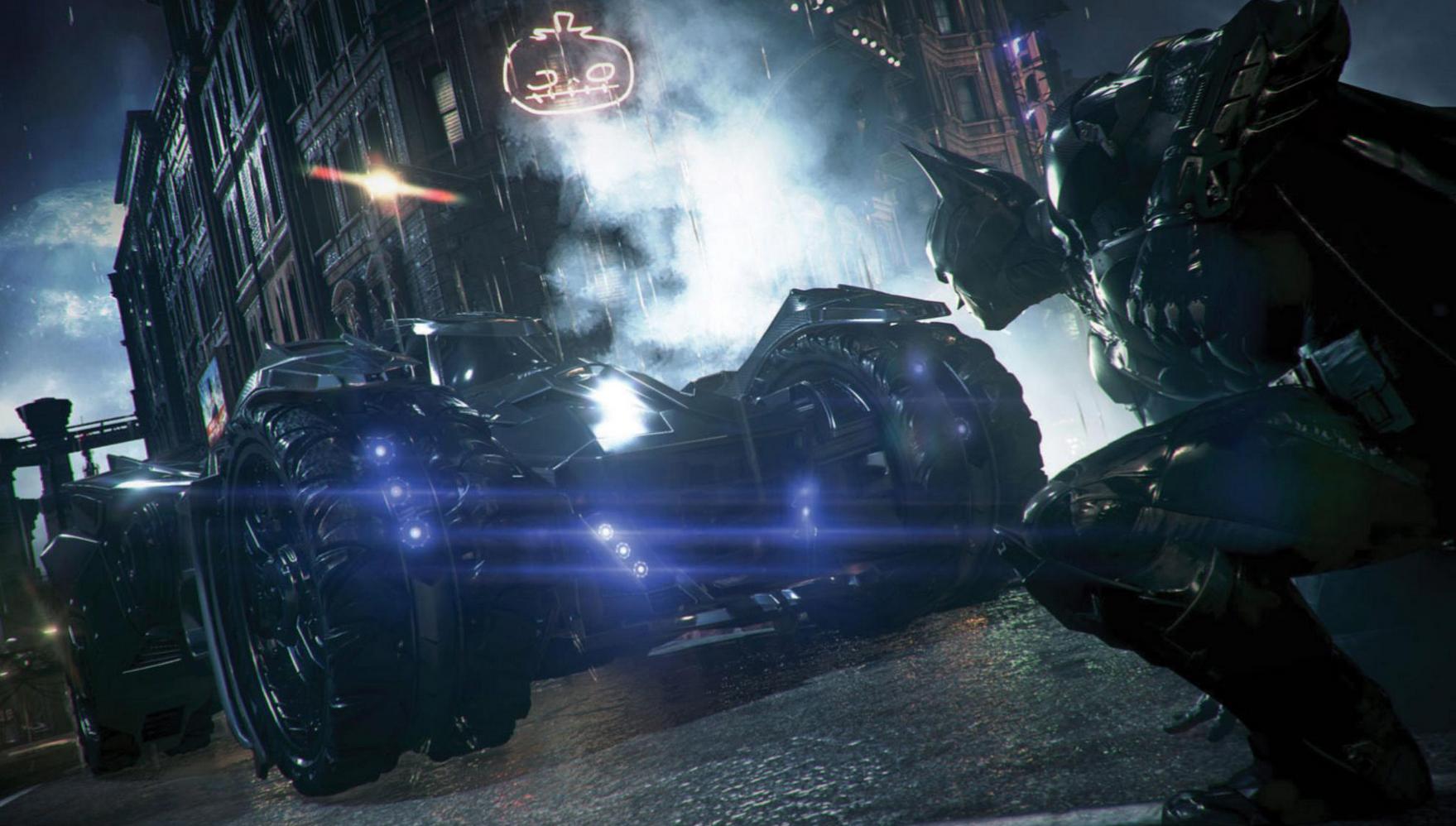 Staronové obrázky z Batman: Arkham Knight 95704