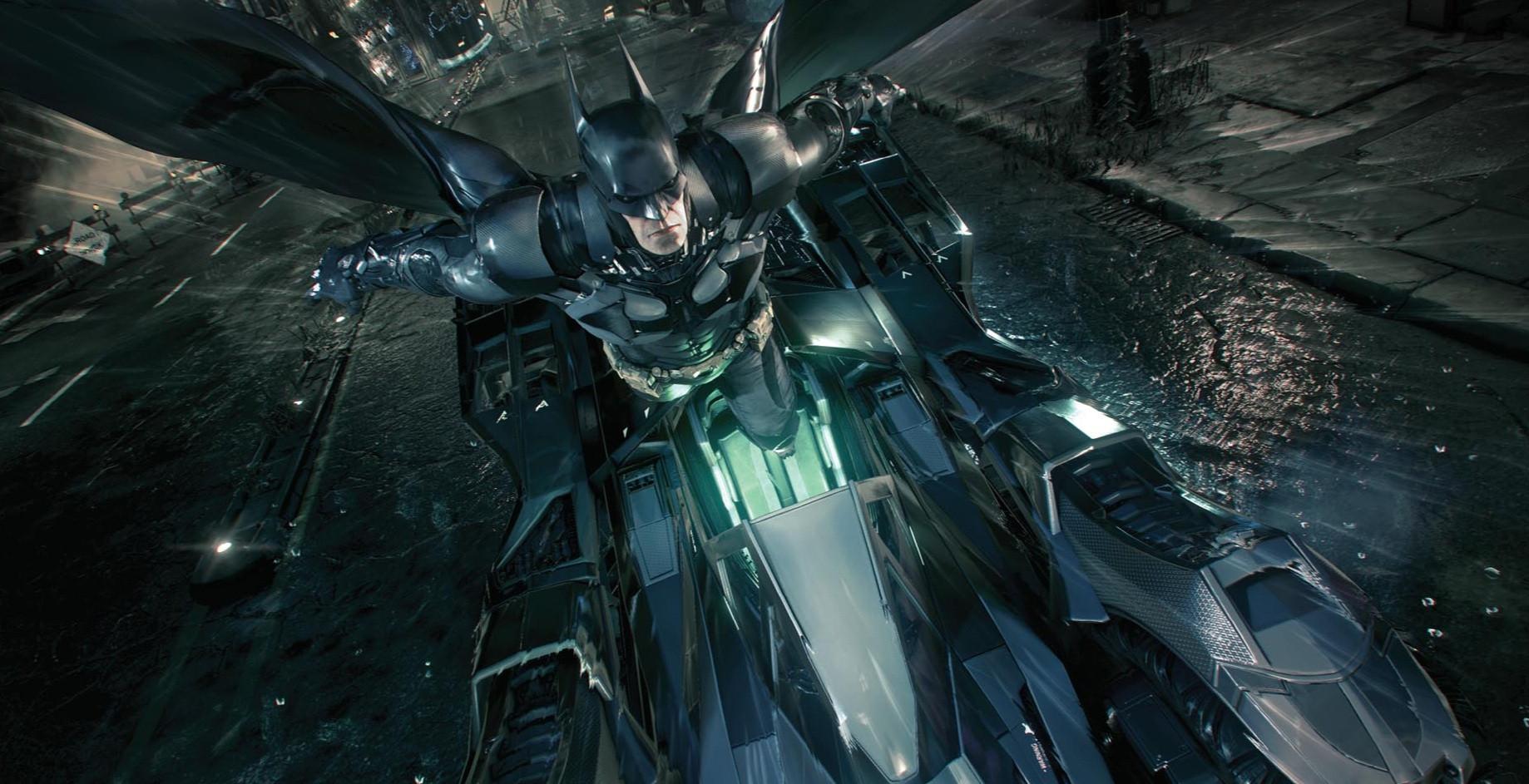Staronové obrázky z Batman: Arkham Knight 95706