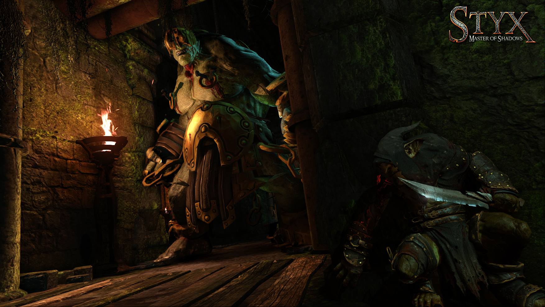 Nové obrázky z akčního RPG Styx: Master of Shadows 95738