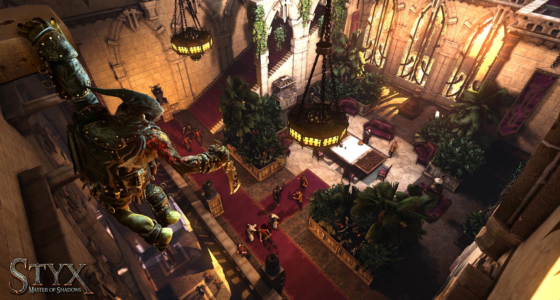 Nové obrázky z akčního RPG Styx: Master of Shadows 95739