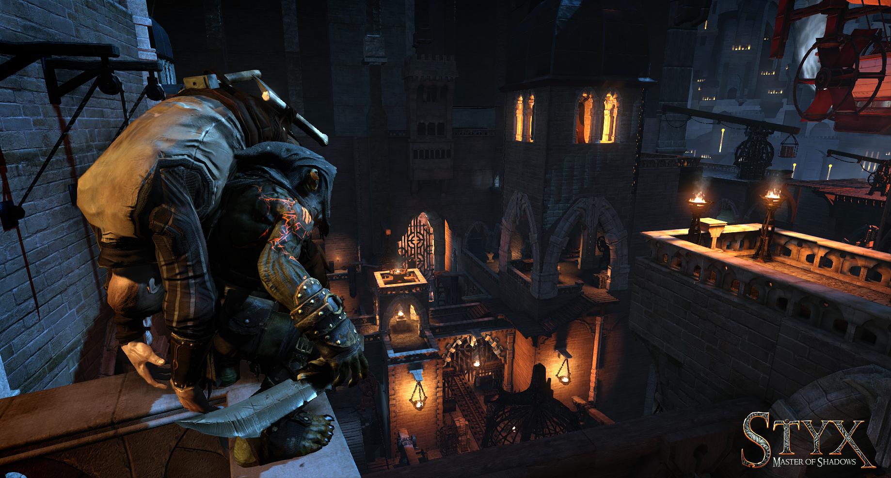 Nové obrázky z akčního RPG Styx: Master of Shadows 95740