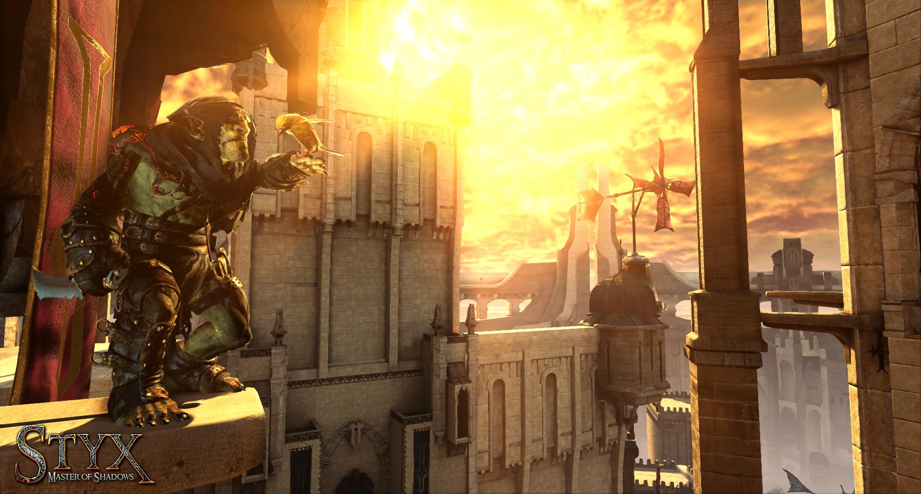 Nové obrázky z akčního RPG Styx: Master of Shadows 95741