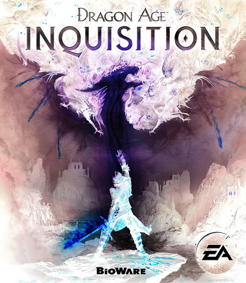 Pěkný obal pro Dragon Age: Inquisition 95765