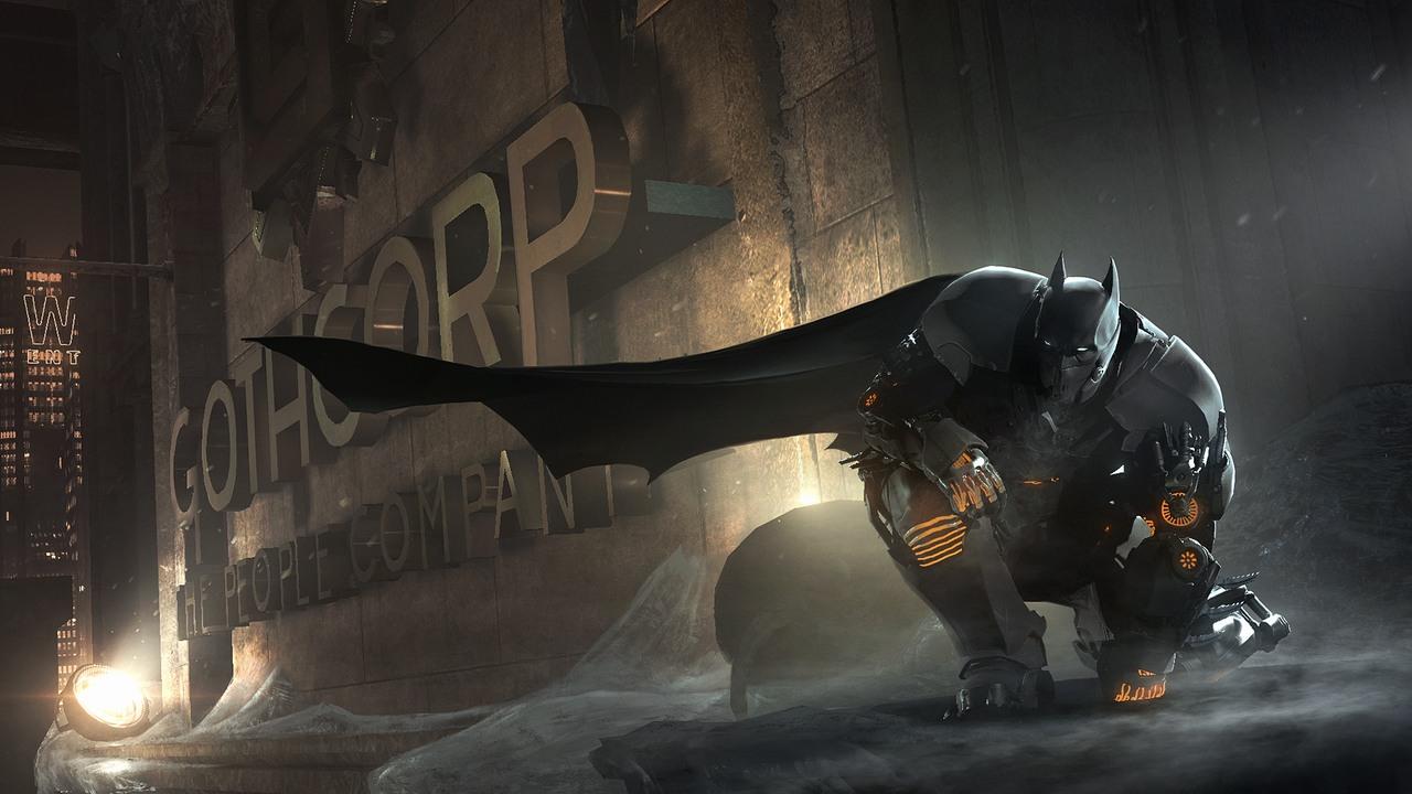 Do Batman: Arkham Origins přichází zima 95816