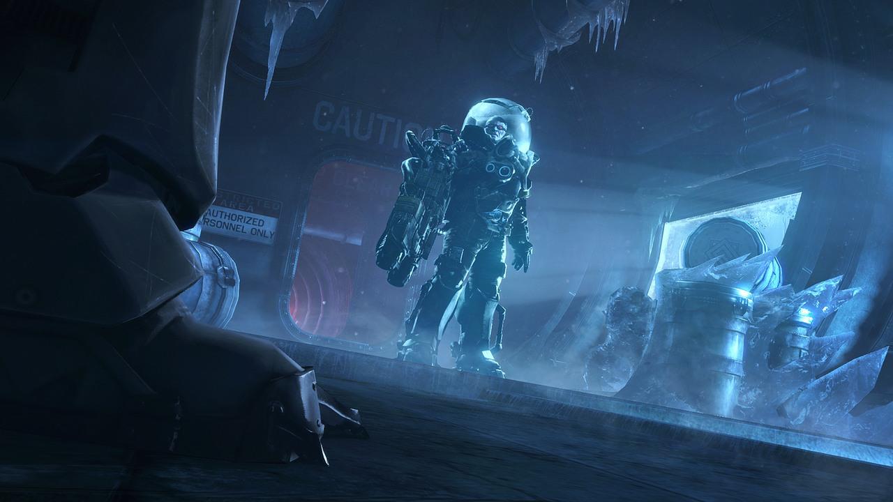 Do Batman: Arkham Origins přichází zima 95819