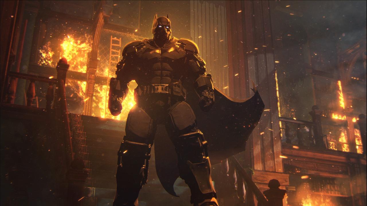 Do Batman: Arkham Origins přichází zima 95822