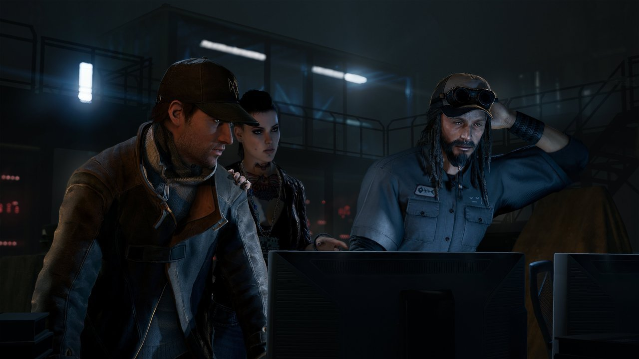 Watch Dogs – hack na pískovišti 95921