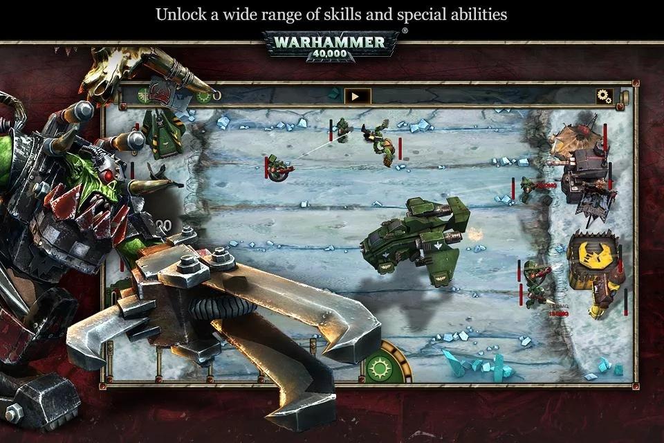 Velké hry míří na malá zařízení, Botanicula, XCOM Enemy Uknown a Warhammer 40,000 95954