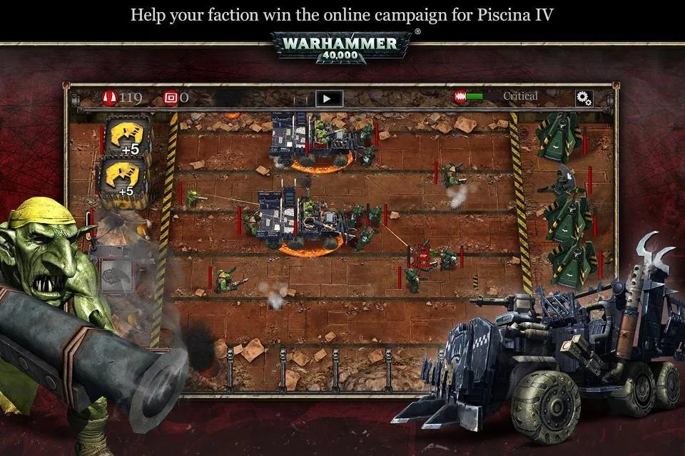 Velké hry míří na malá zařízení, Botanicula, XCOM Enemy Uknown a Warhammer 40,000 95955