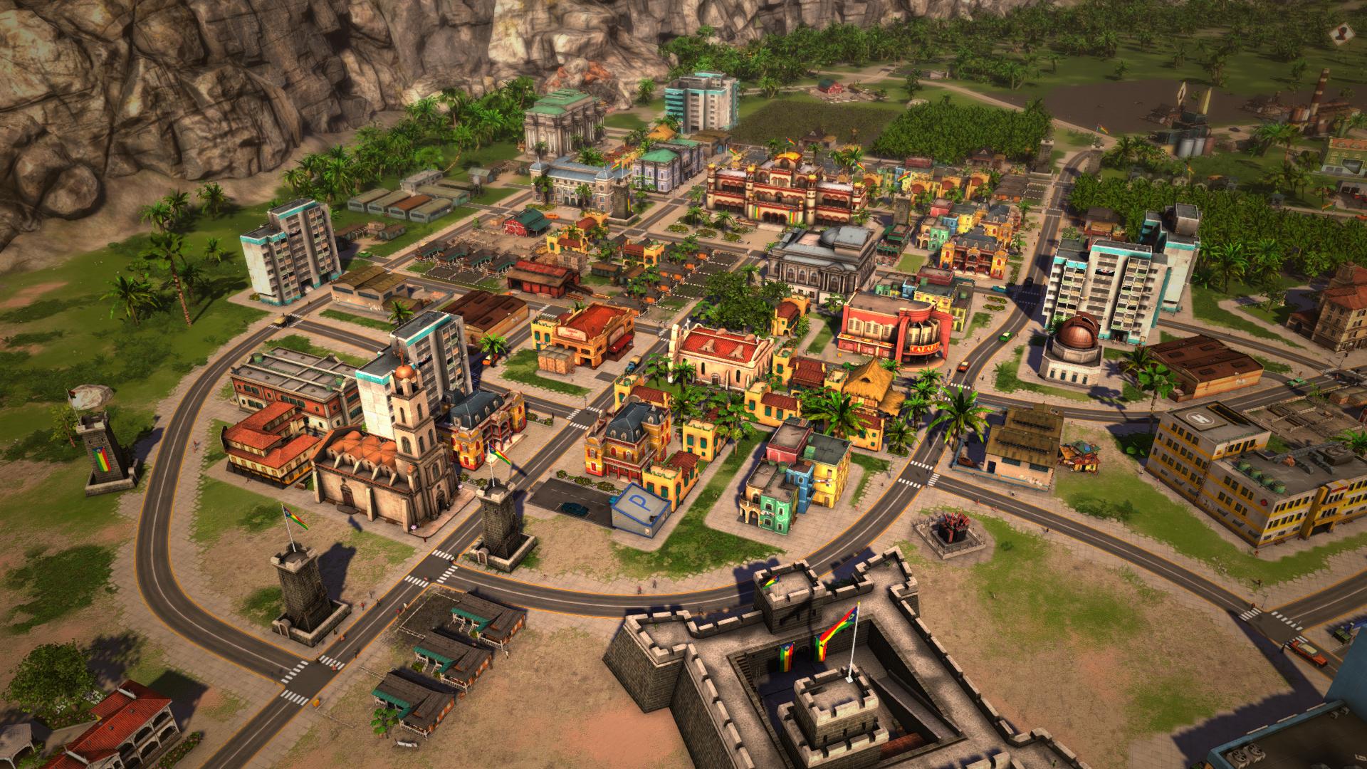 Nové in-game obrázky z Tropico 5 96130