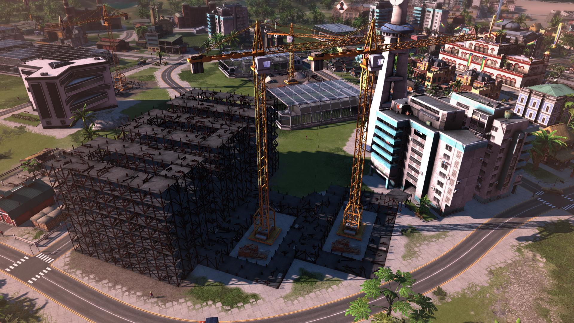 Nové in-game obrázky z Tropico 5 96132