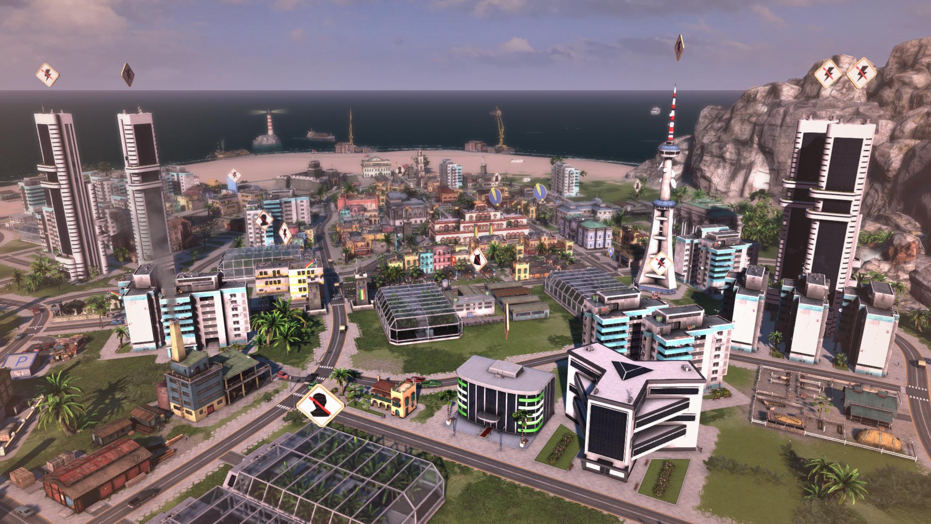 Nové in-game obrázky z Tropico 5 96134