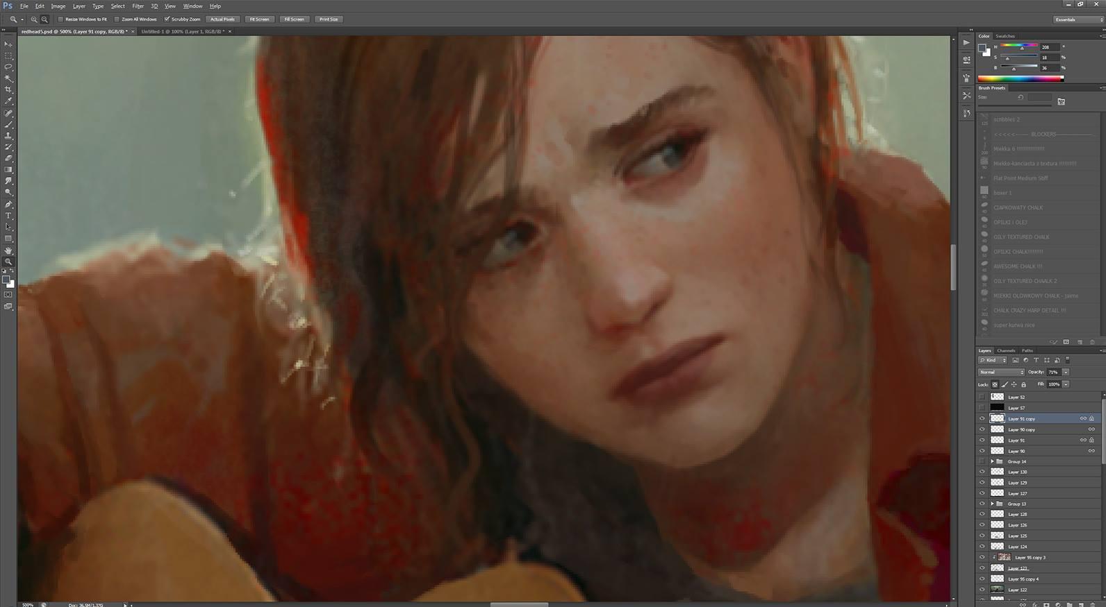 Fanouškovský artwork Ellie způsobil poprask. Pokračování The Last of Us to ale není 96231