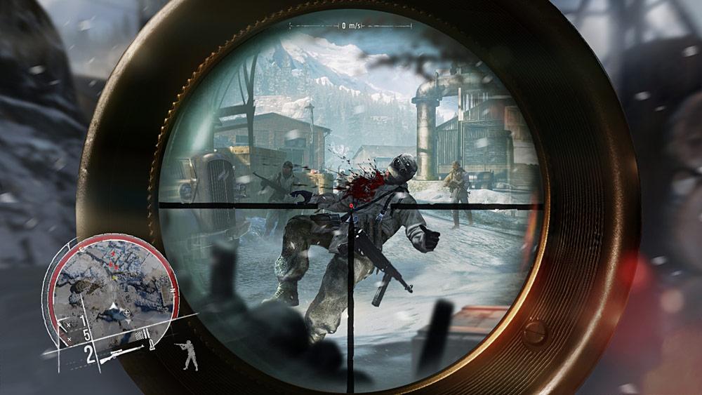 Příběhové pozadí válečného Enemy Front 96291