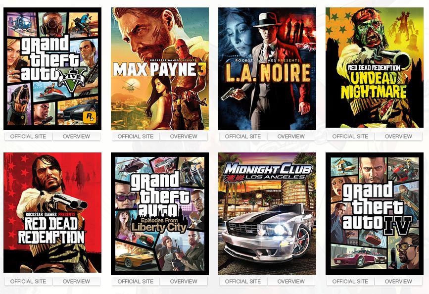 Rockstar připravuje hru pro PS4 a Xbox One 96531