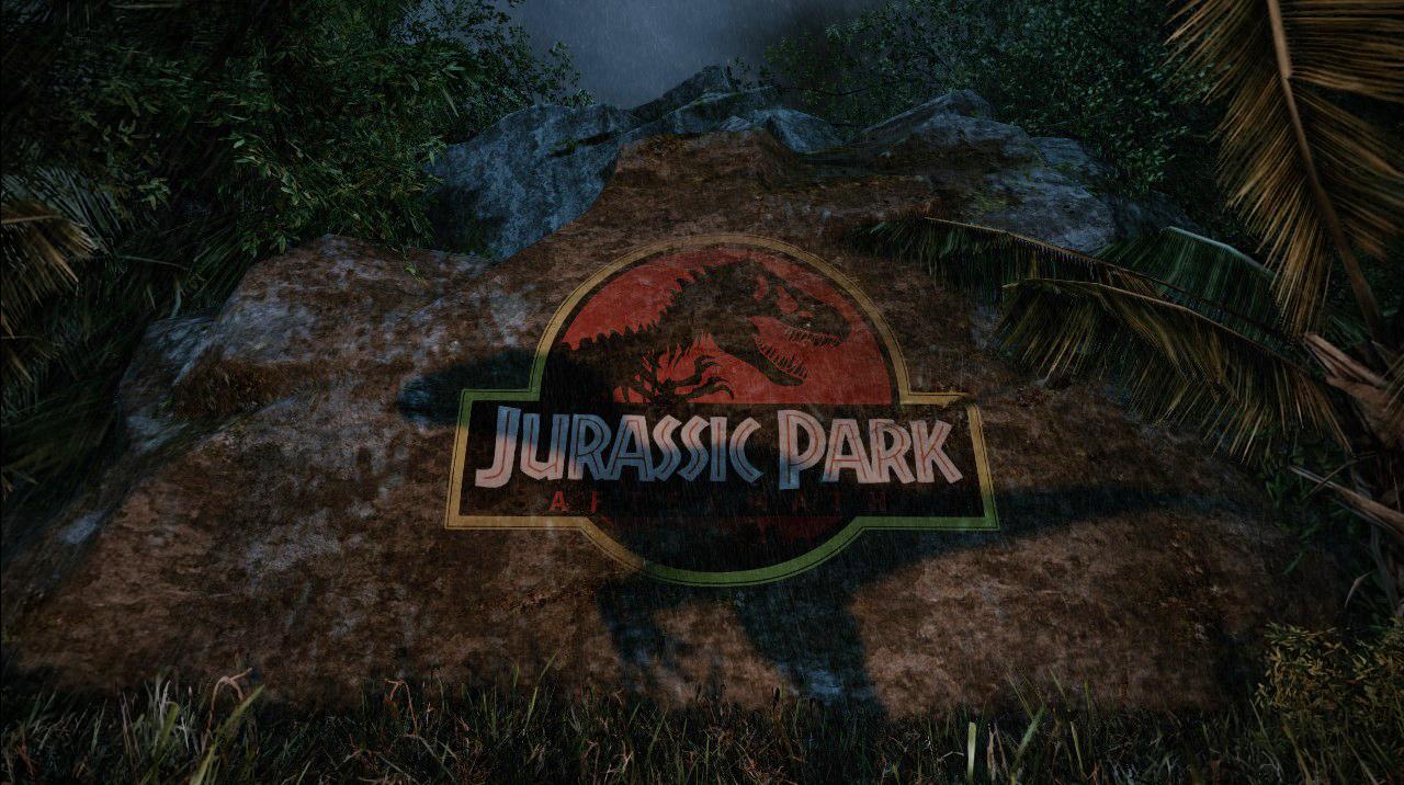 Jurassic Park: Aftermath - fanouškovská vize Jurského Parku 96542