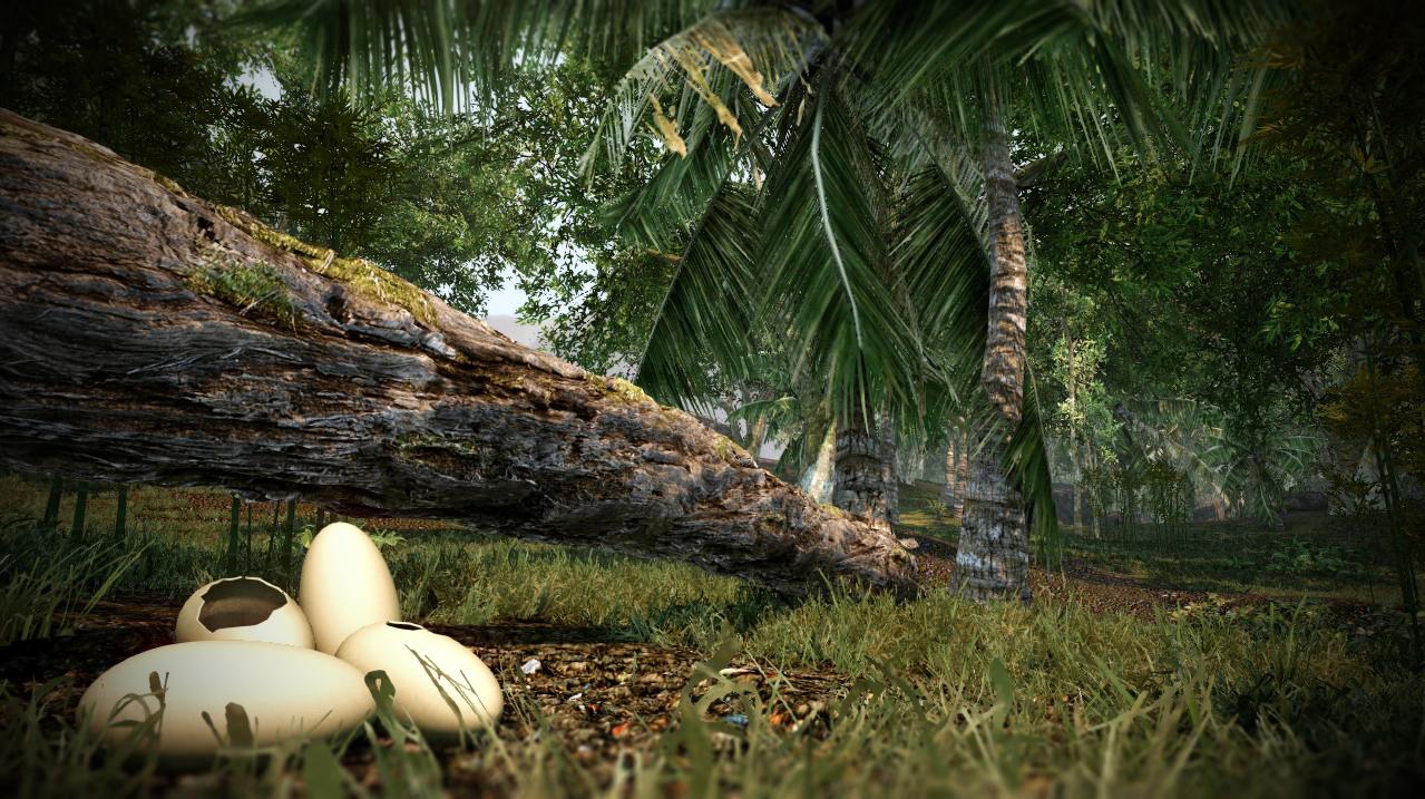 Jurassic Park: Aftermath - fanouškovská vize Jurského Parku 96543