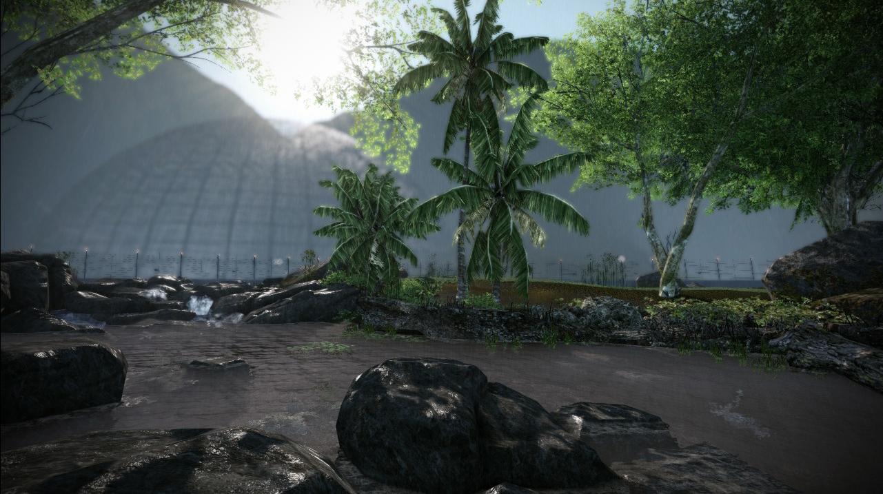 Jurassic Park: Aftermath - fanouškovská vize Jurského Parku 96544