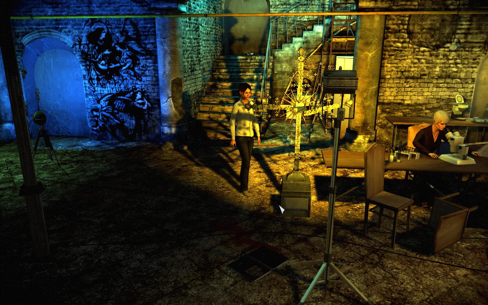 Memento Mori 2 - detektivní prácička 96626