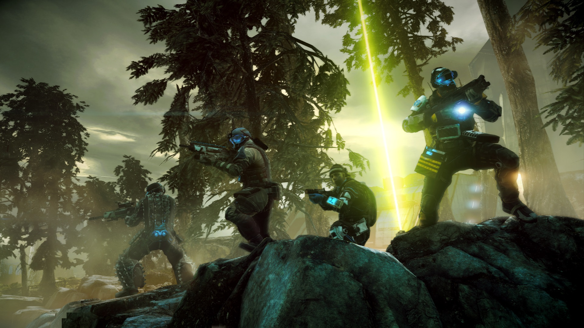 Killzone: Shadow Fall bude mít od června kooperaci 96633