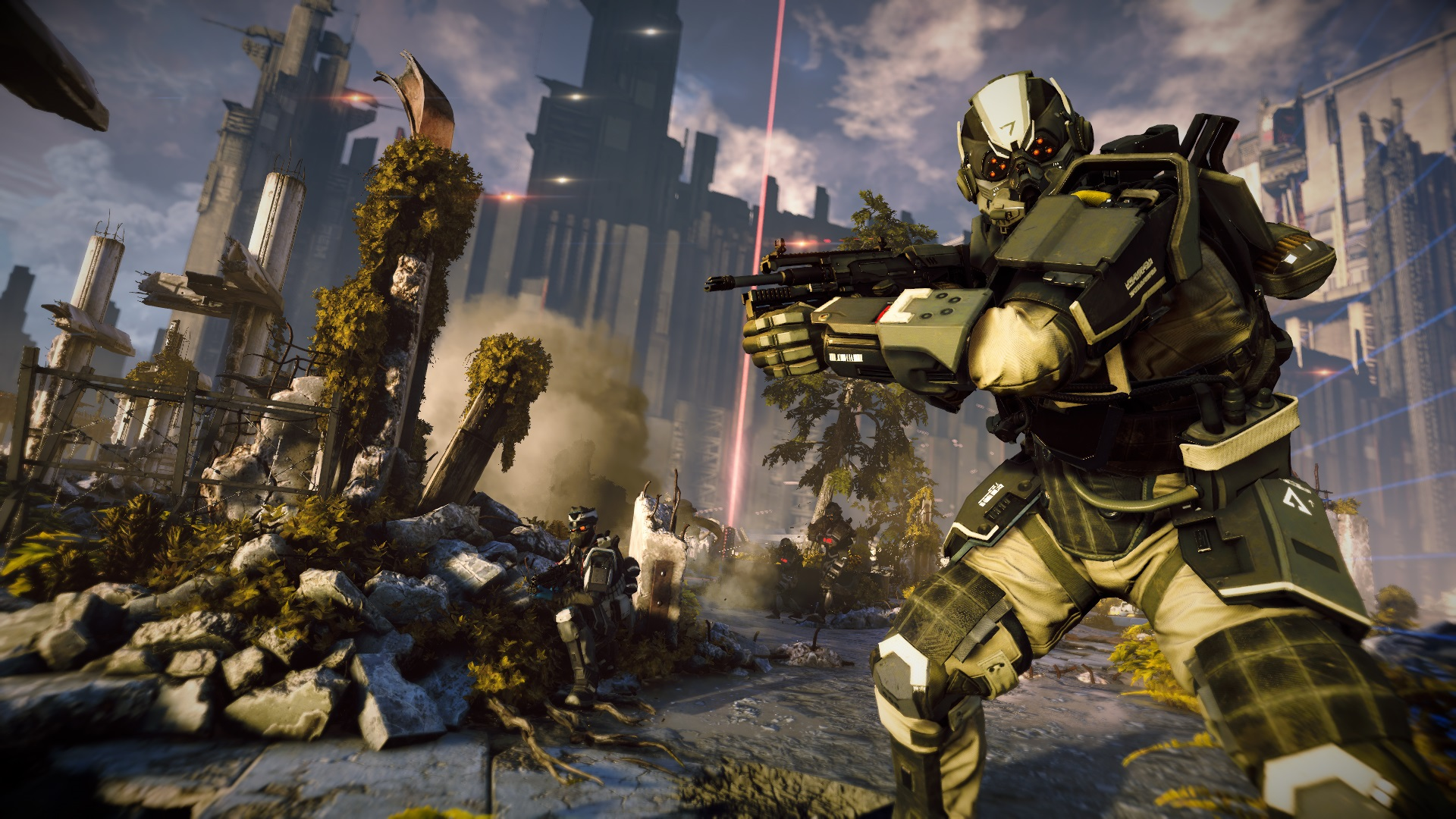 Killzone: Shadow Fall bude mít od června kooperaci 96634