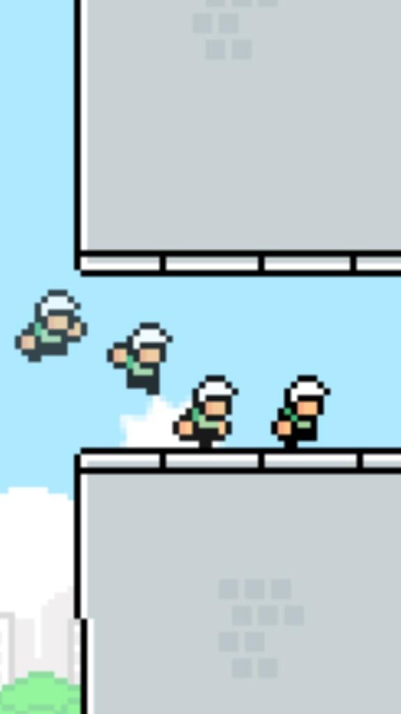 Seznamte se s novou hrou od autora Flappy Bird 96695