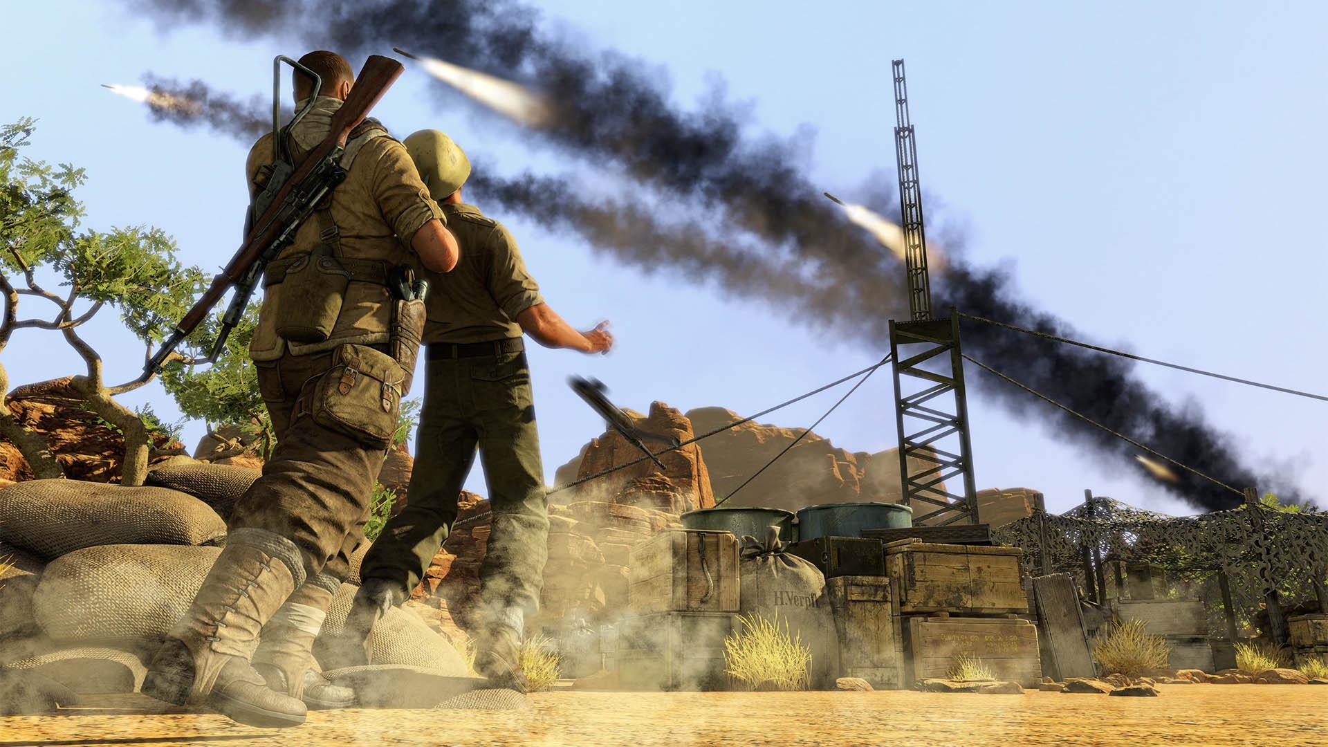 Sniper Elite 3 – odstřelování nacistů potřetí a stále lépe 96989