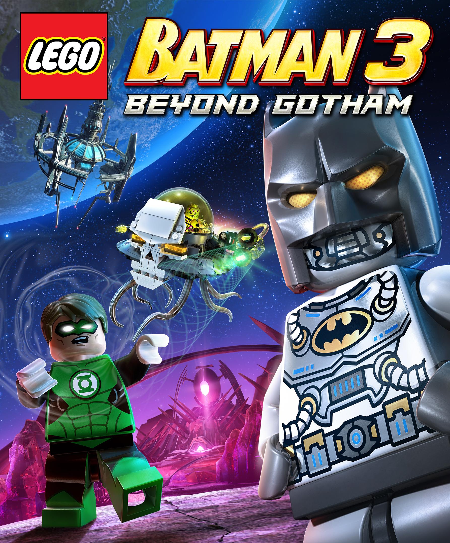 V kostičkové podobě opět s Batmanem, oznámeno nové LEGO 97044