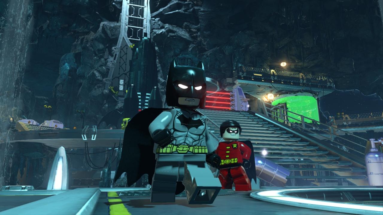 V kostičkové podobě opět s Batmanem, oznámeno nové LEGO 97046