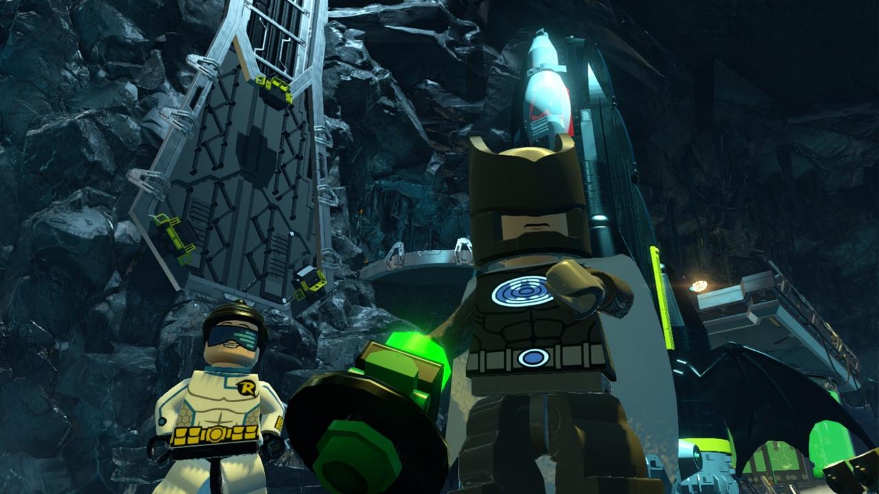 V kostičkové podobě opět s Batmanem, oznámeno nové LEGO 97047