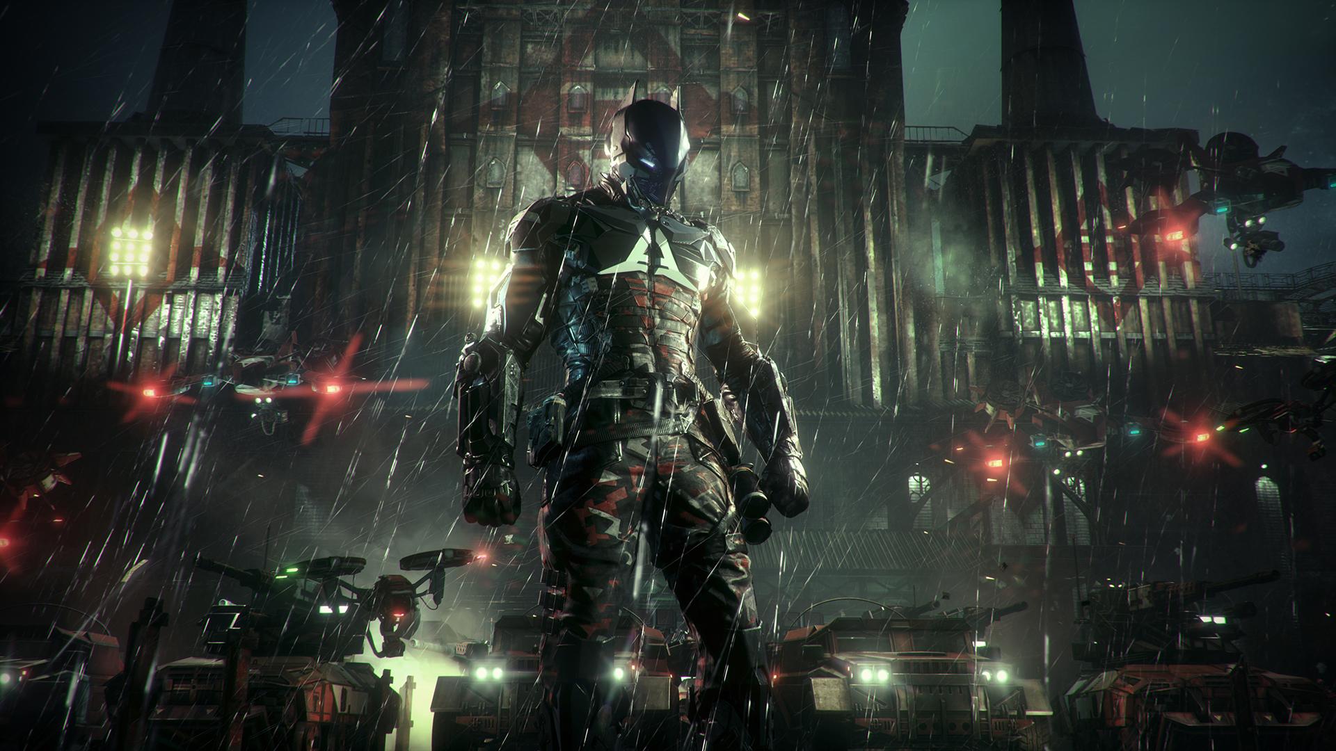 Batman: Arkham Knight bohužel oficiálně odložen 97250