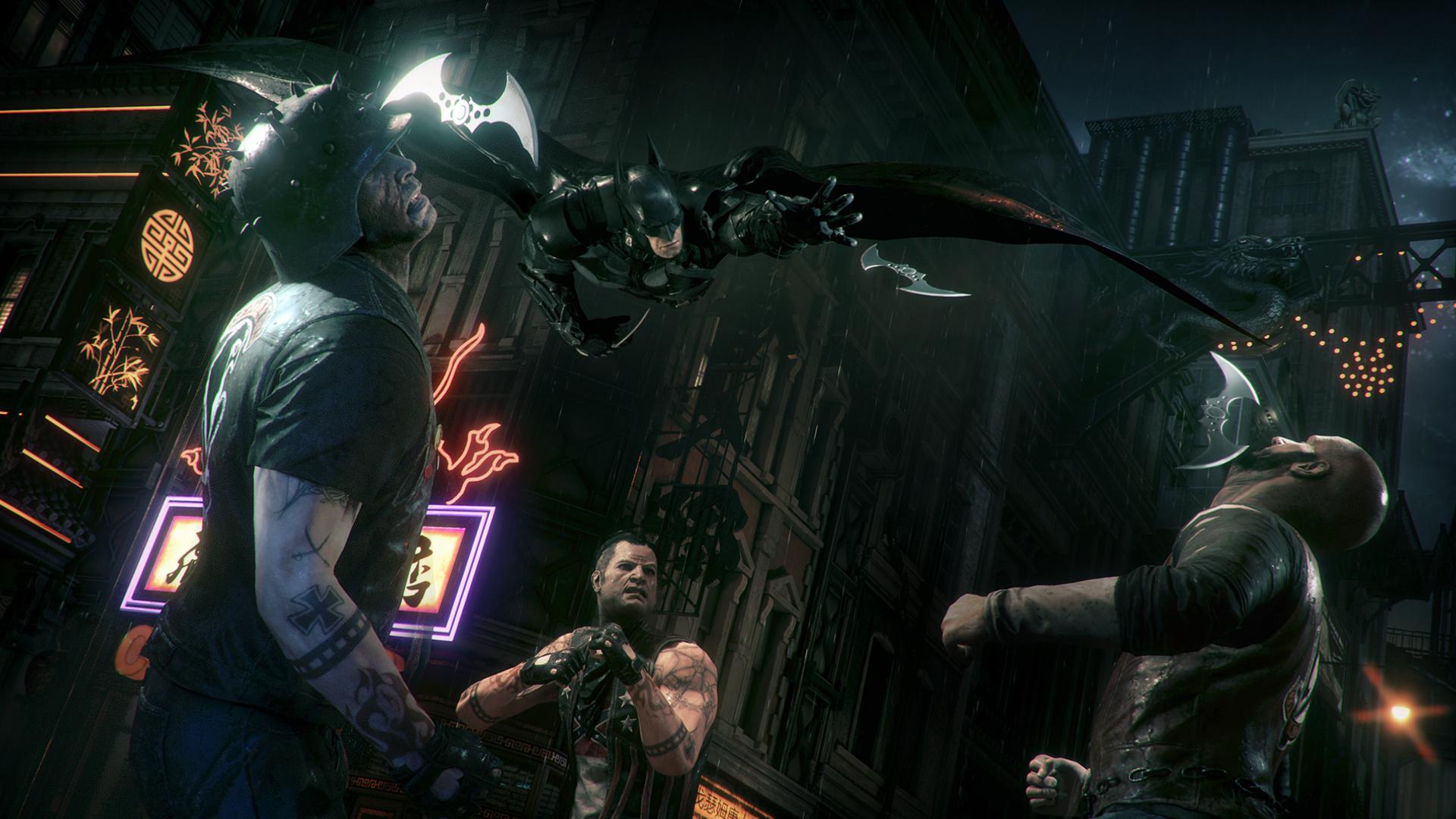 Batman: Arkham Knight bohužel oficiálně odložen 97253