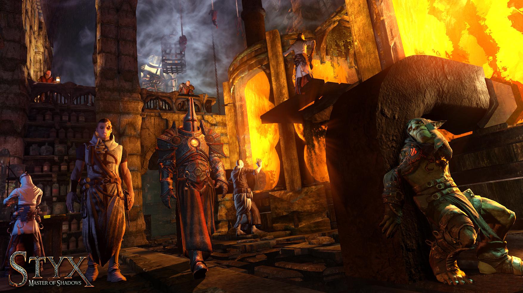 Styx: Master of Shadows – bodnut do zad goblinem 97344
