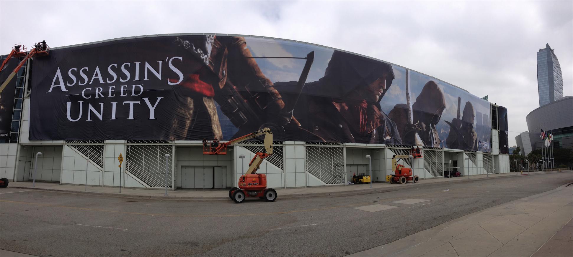 E3 reklama Assassins Creed: Unity láká na čtyři hrdiny 97389