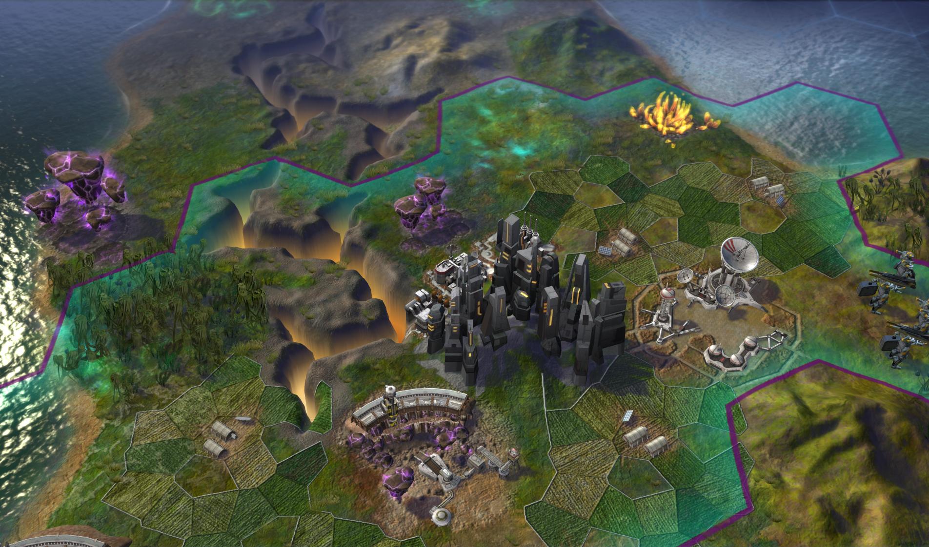 Civilization: Beyond Earth - malý tah pro hráče, ale velký skok pro sérii 97497