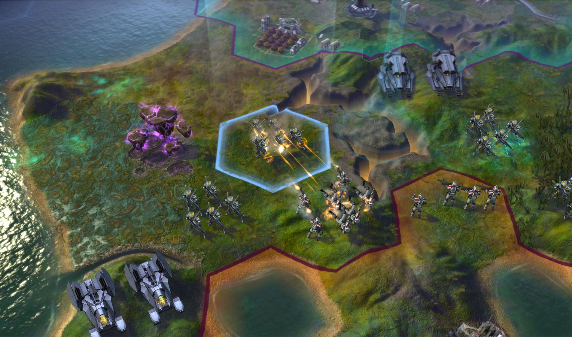 Civilization: Beyond Earth - malý tah pro hráče, ale velký skok pro sérii 97498