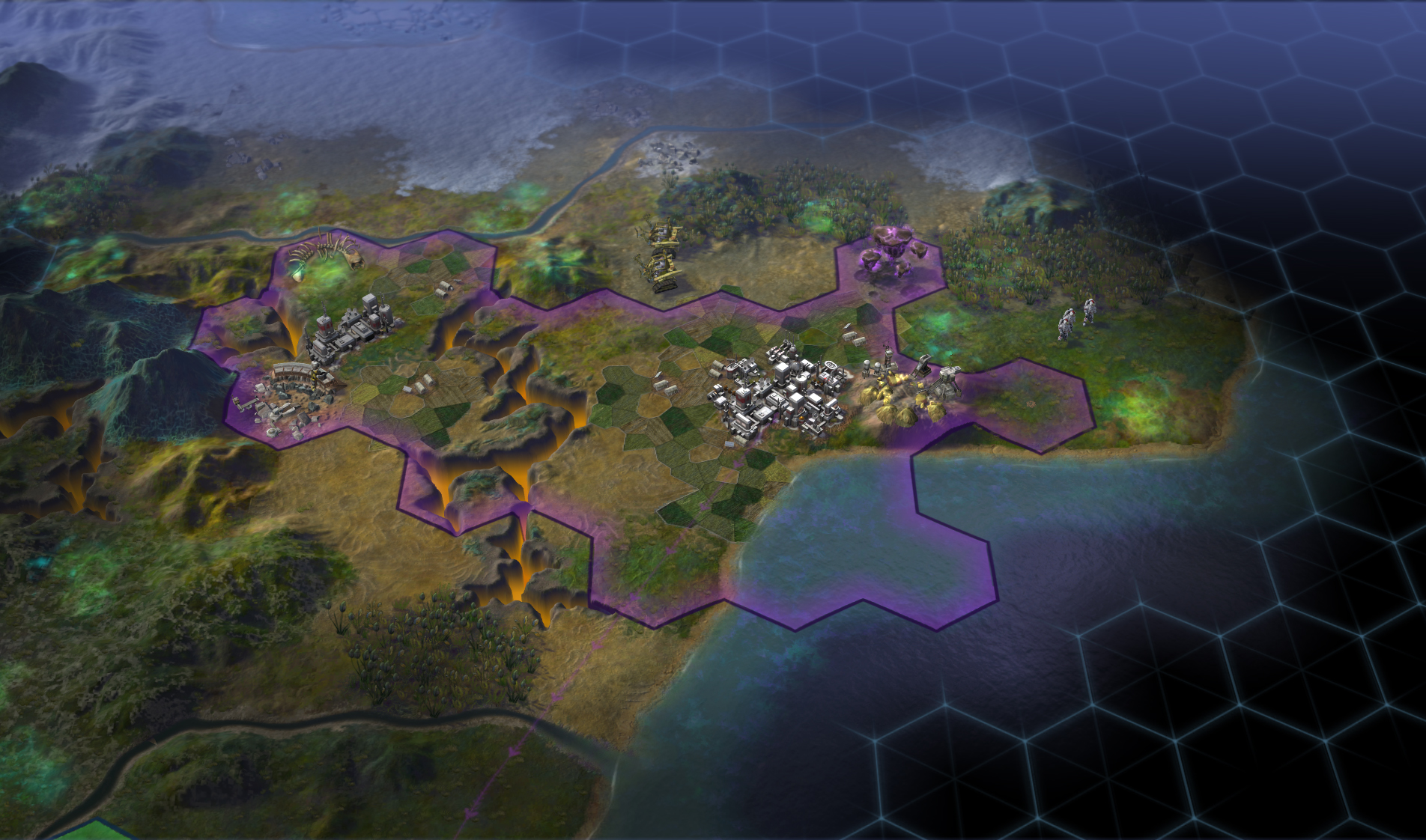 Civilization: Beyond Earth - malý tah pro hráče, ale velký skok pro sérii 97501