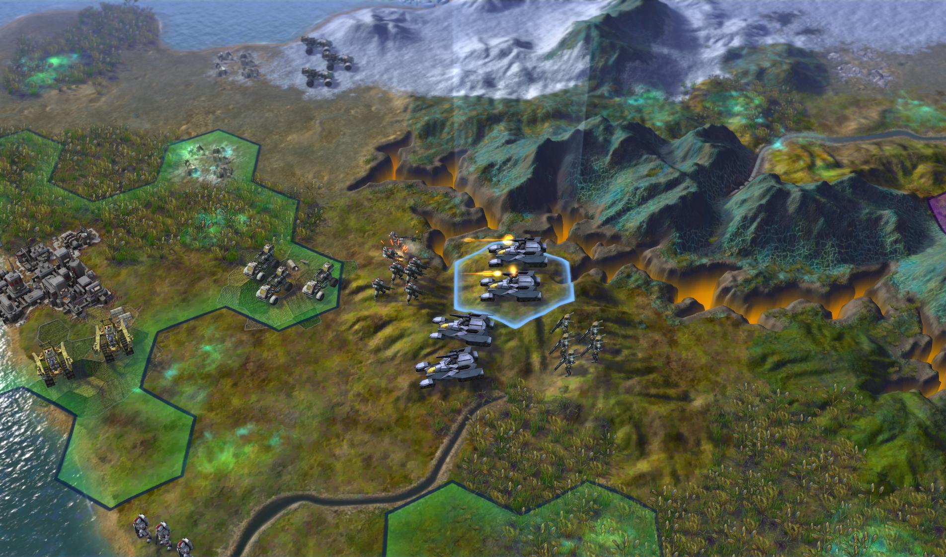 Civilization: Beyond Earth - malý tah pro hráče, ale velký skok pro sérii 97503